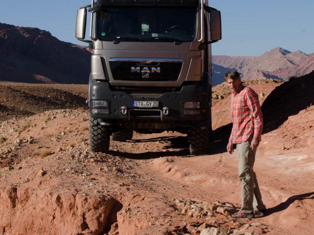 Marokko I: Erster Angstschweiß