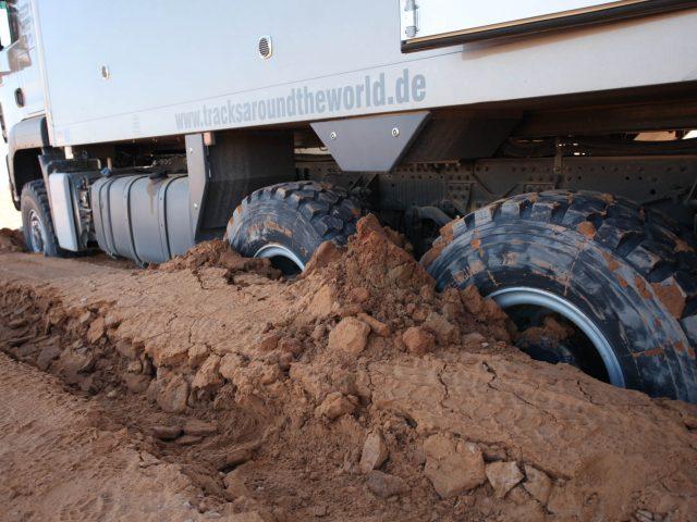 Marokko I: Unsere erste Bekanntschaft mit unterirdischem Wasser