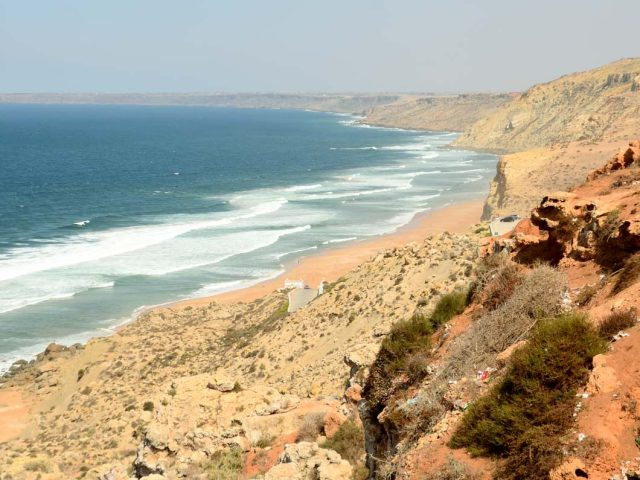Morocco II: Getting to Morocco with the ferry