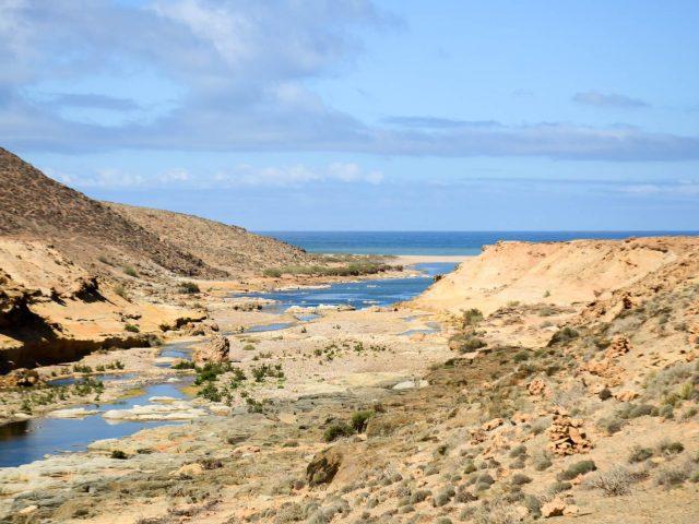 Marokko II: Ein bisschen holprig war es dann schon