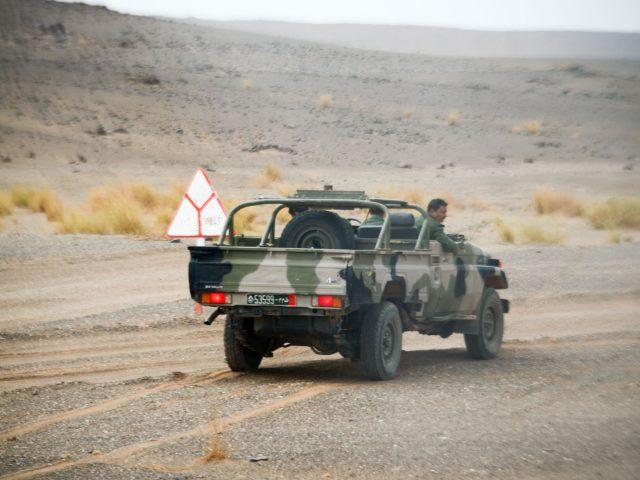 Marokko II: Na, wer will denn da schiessen?