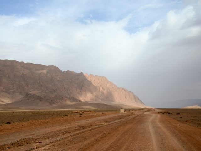 Morocco II: Test successful completed