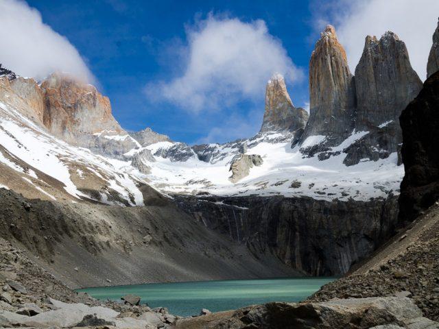 Torres del Paine: Amazing piece of landscape