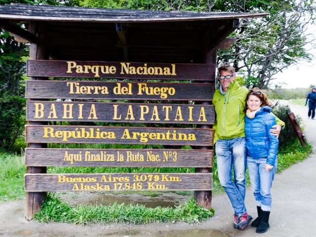 Tierra del Fuego: the southernmost point of our trip around the world
