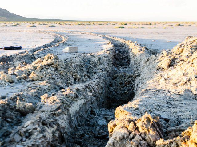 Laguna  Llancanelo: Ein Albtraum über drei Tage