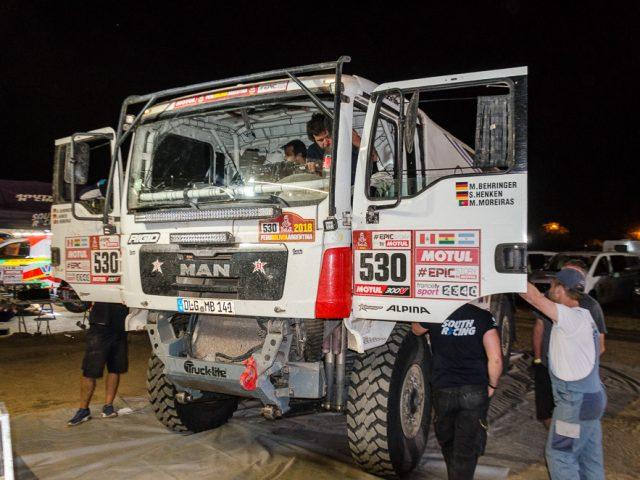Ein langjähriger Traum geht in Erfüllung: Mitten dabei bei der Rallye Dakar