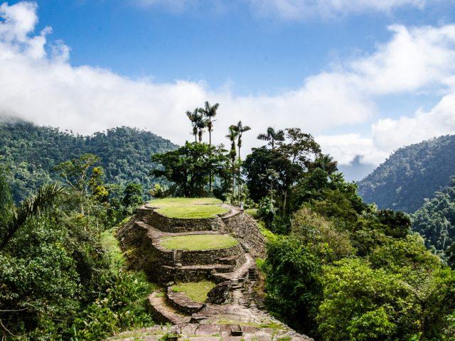 Vier Tage Trecking Tour zur Ciudad Perdida