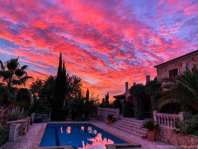 Gestrandet auf Mallorca