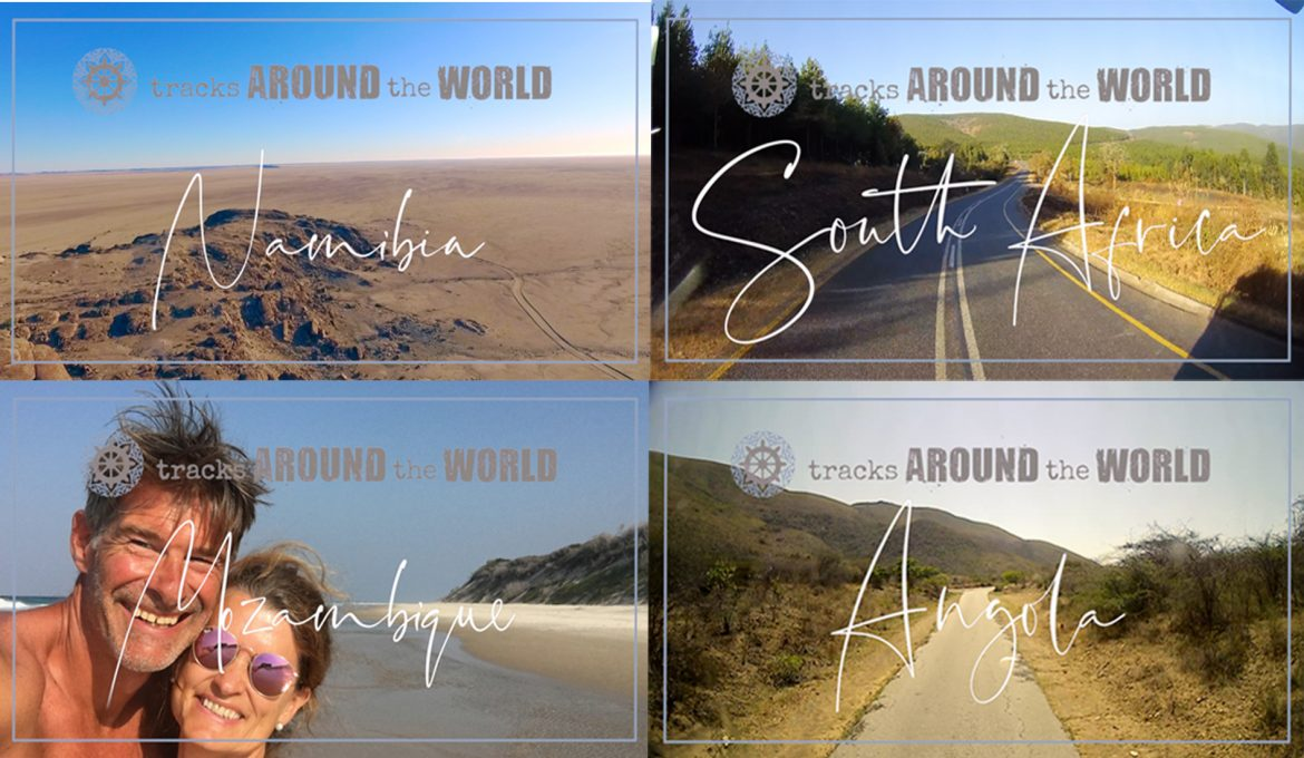 New videos of the south of Africa