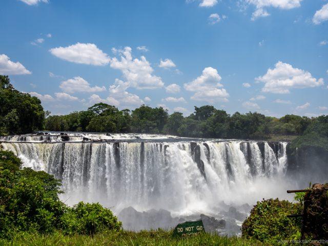 Nord-Zambia: 100.000 km auf Weltreise und noch mehr tolle Wasserfälle und Tiererlebnisse