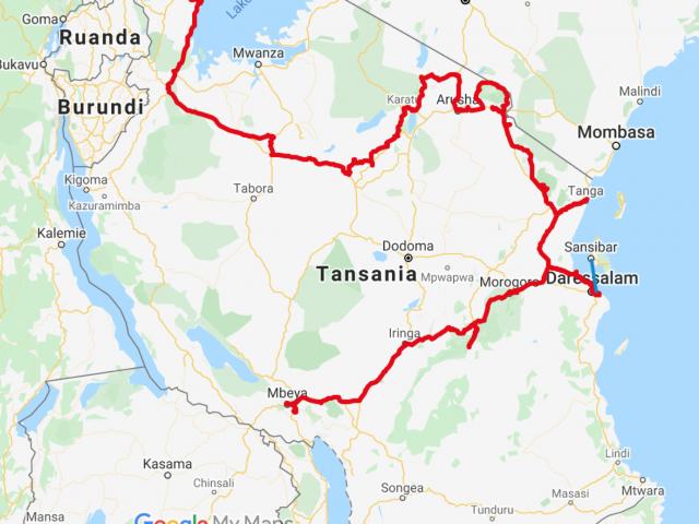 Zusammenfassung: Tansania