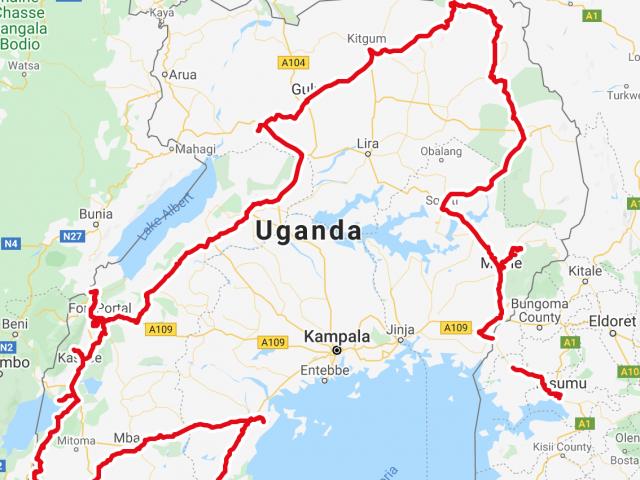 Zusammenfassung: Uganda