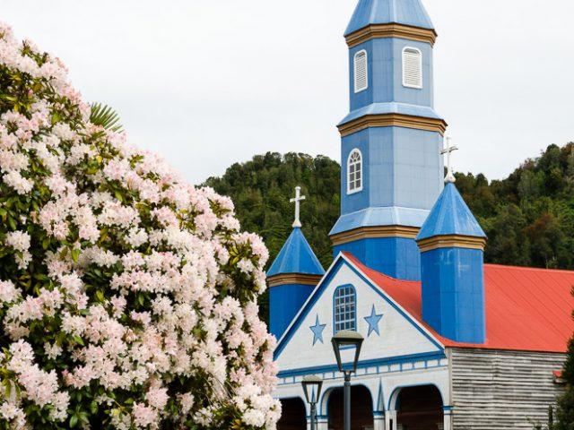 Die Insel Chiloé, erster Materialschwund und das Ende der Panamericana