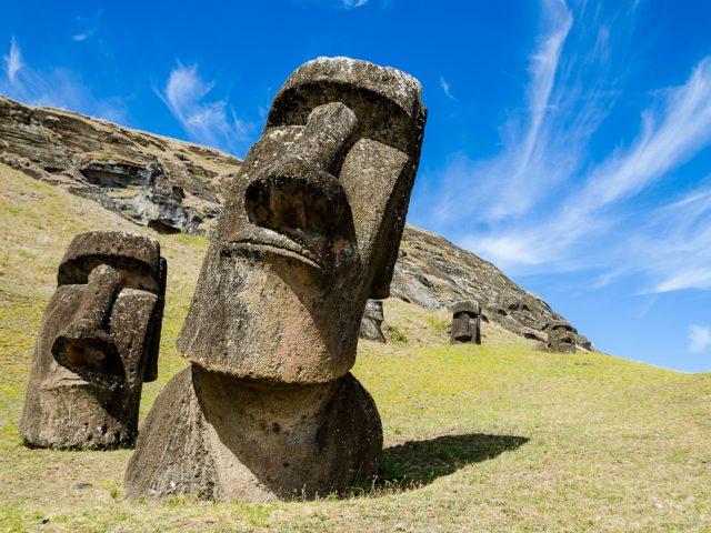 Te Pito o Te Henua (Der Nabel der Welt) und ein wahres Paradies – die Osterinsel