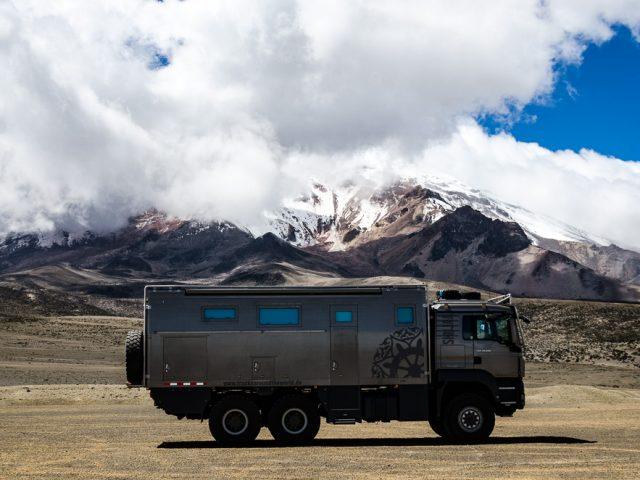 Die Sierra des südlichen Ecuadors