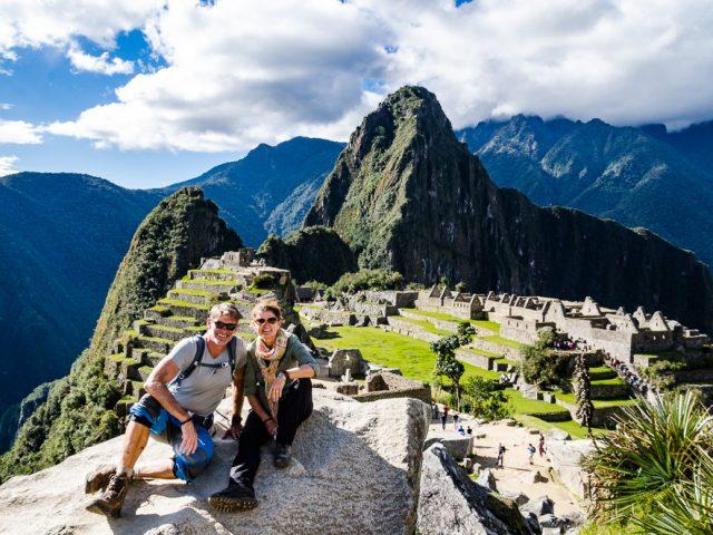 Hochzeit, Lunch-Sit-in, Zeremonie beim Schamanen und da war doch noch was … ach ja, Cusco und Machu Picchu