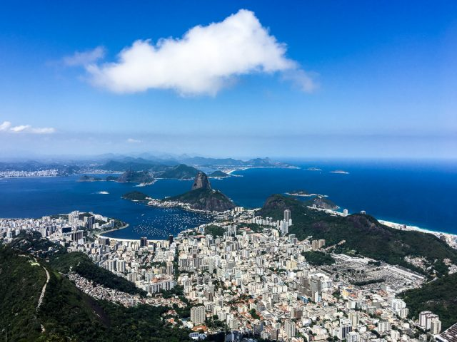 Was für Kontraste: Rio, São Paulo, Parati – Und alles gut überstanden!