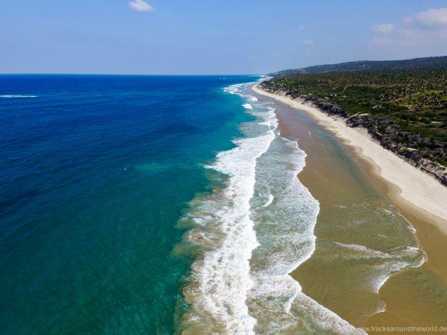 Mozambique – Urlaub an Traumstränden und schwimmen mit Wal-Haien