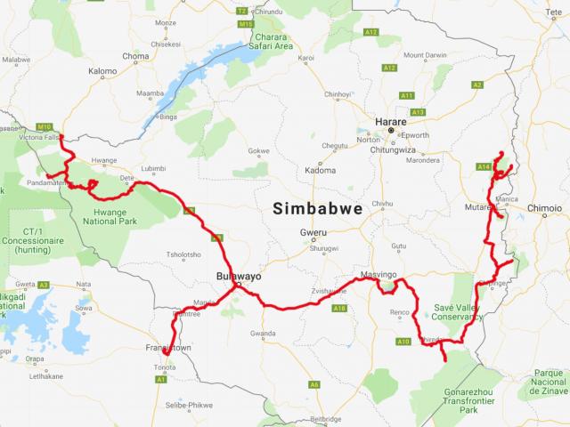 Zusammenfassung: Zimbabwe