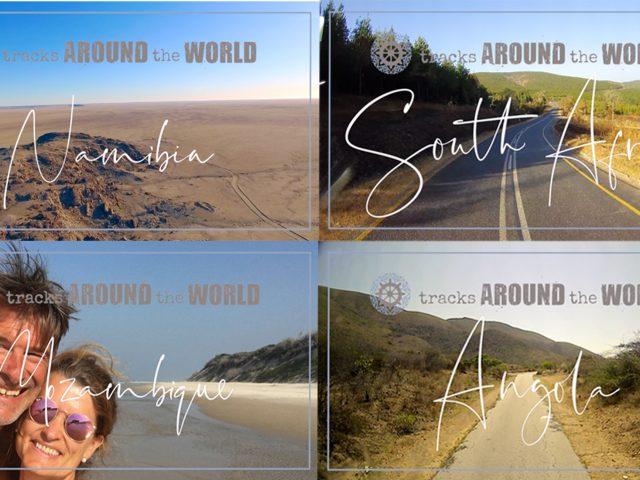 Neue Videos aus dem südlichen Afrika