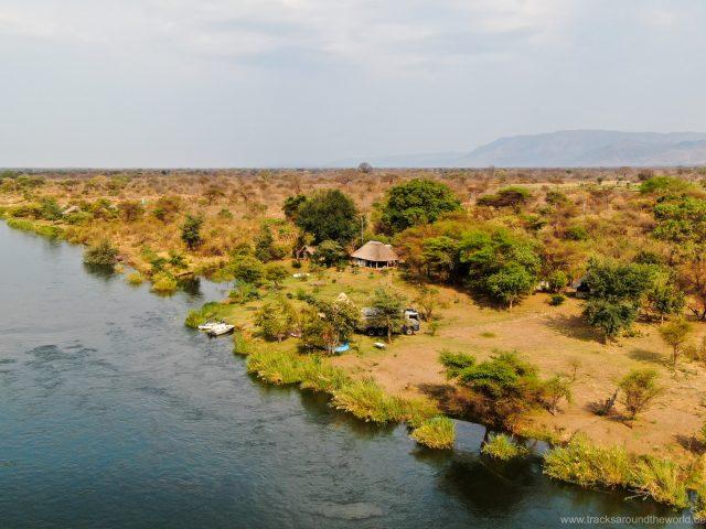 Süd-Zambia: Flüsse, Seen und Wasserfälle