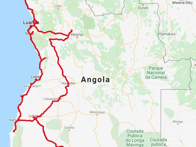 Zusammenfassung: Angola