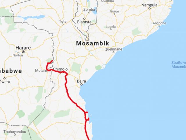 Zusammenfassung: Mozambique