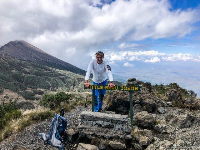 Expedition auf den Mount Meru