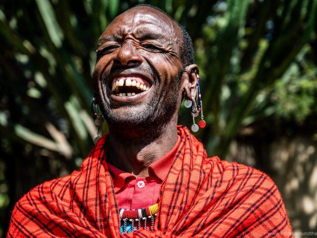 """Ein ganz besonderes Volk: """"Supa"""" (Hallo) Maasai"""