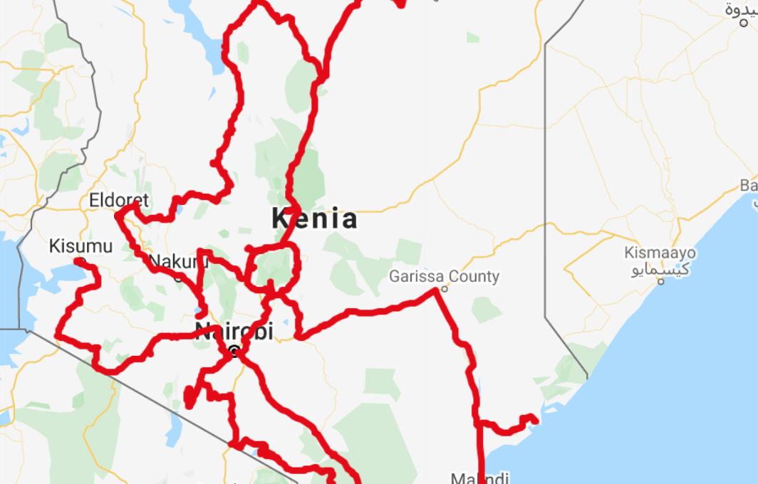 Zusammenfassung: Kenia