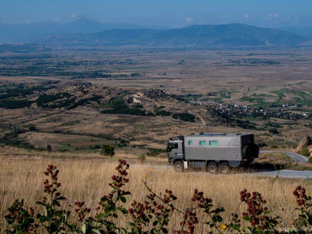 Über den Balkan nach Nordgriechenland